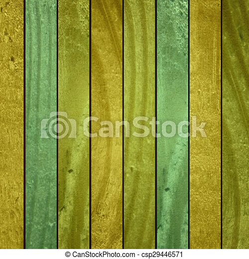 colored wood plank background - csp29446571