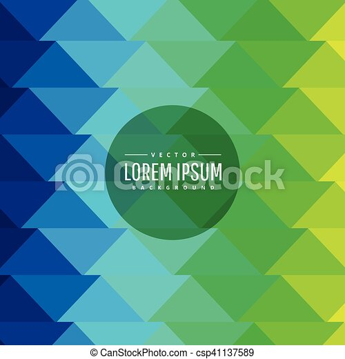 colorful abstract background design - csp41137589