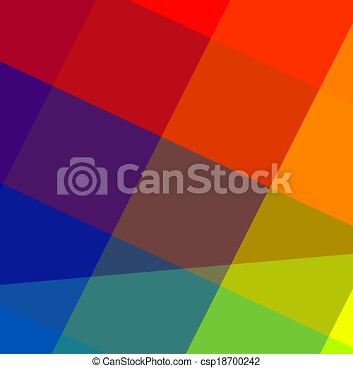 colorful abstract background - csp18700242