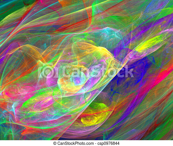 Colorful Abstract - csp0976844