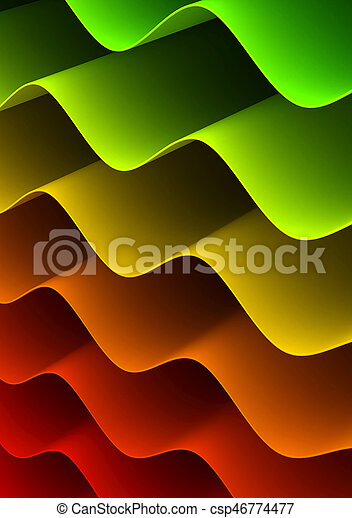 Colorful Background - csp46774477