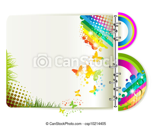 Colorful background - csp10214405