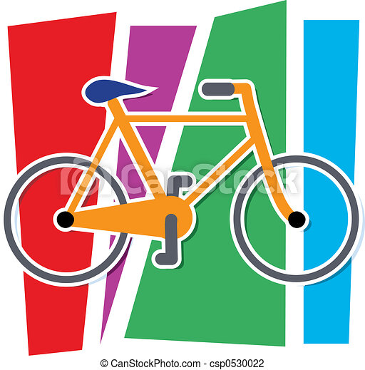 Colorful Bicycle - csp0530022
