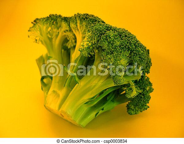 Colorful Brocolli I - csp0003834