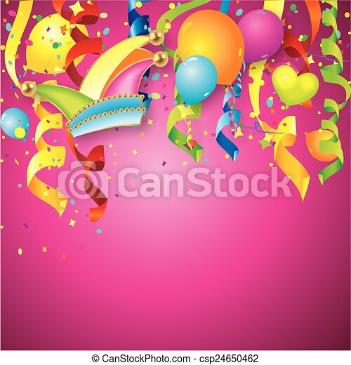 colorful carnival background colorful carnival or birthday