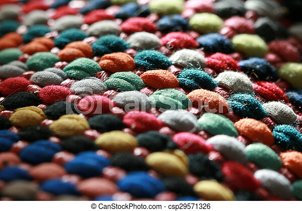 Colorful carpet texture - csp29571326