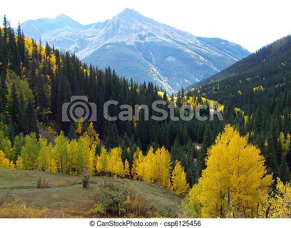 Colorful Colorado - csp6125456