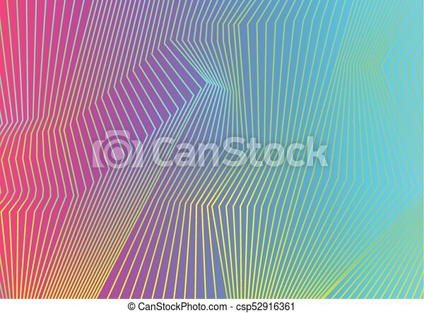 Curved Line Design Art : Colorful curved lines pattern design abstract futuristic clip