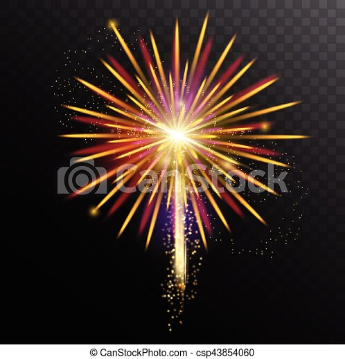 colorful fireworks template colorful fireworks template with
