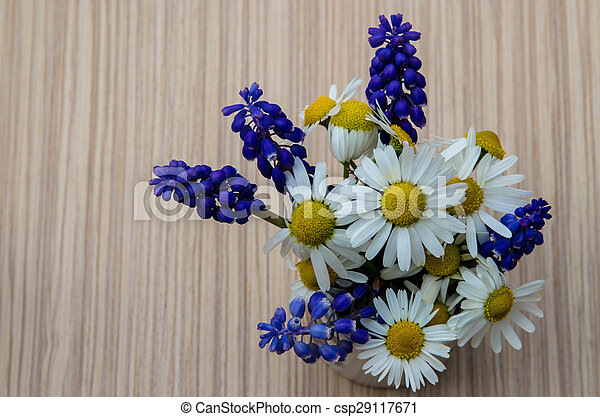 colorful flowers - csp29117671