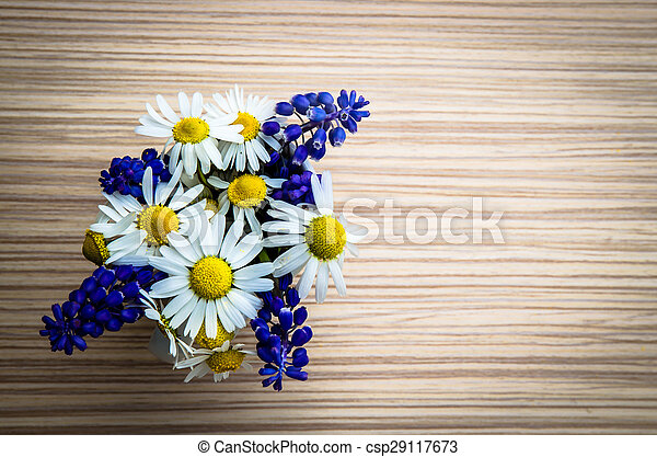 colorful flowers - csp29117673