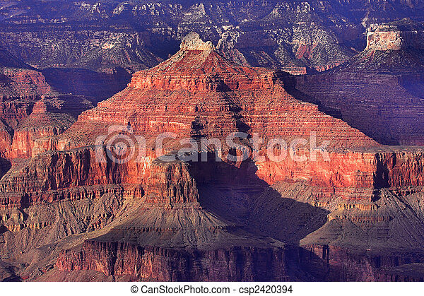 Colorful Grand Canyon National Park - csp2420394