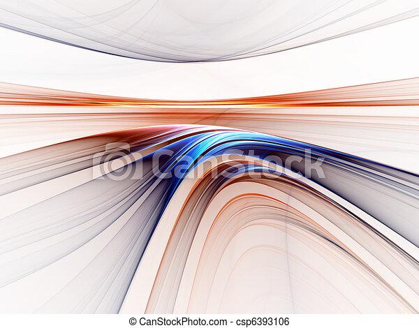 colorful horizon - csp6393106