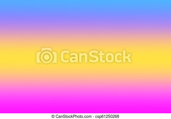 colorful lights gradient blurred soft stock image csp61250268