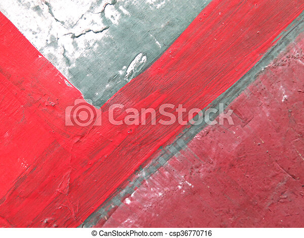 Colorful paint splashes Background - csp36770716