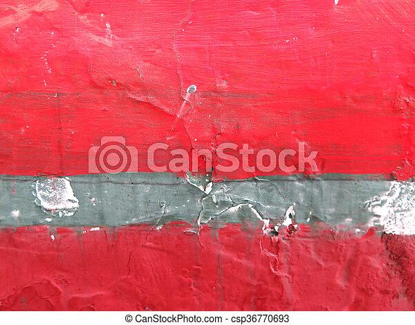 Colorful paint splashes Background - csp36770693