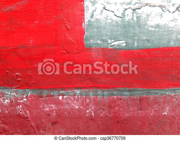Colorful paint splashes Background - csp36770709