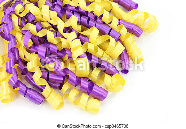 colorful ribbon - csp0465708
