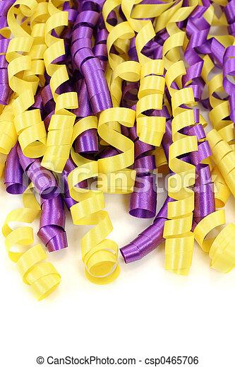 colorful ribbon - csp0465706