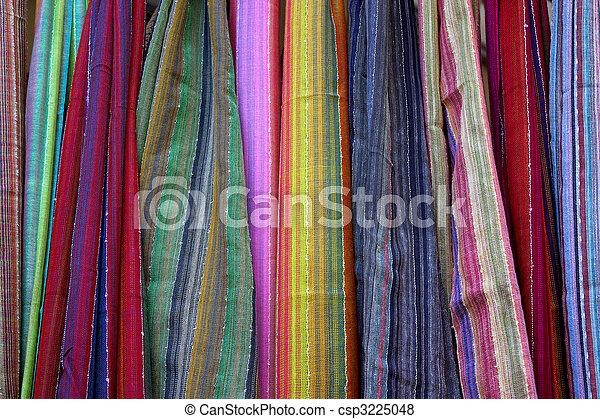 Colorful Scarfs - csp3225048