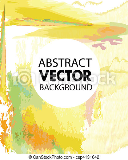 Colorful vector background - csp4131642