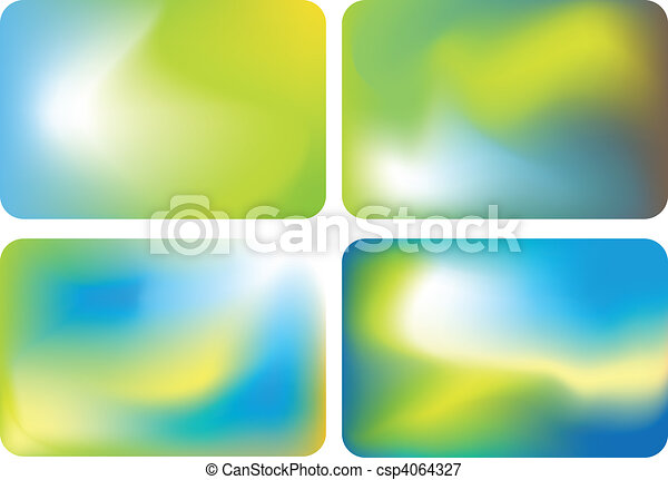 colorful vector background - csp4064327