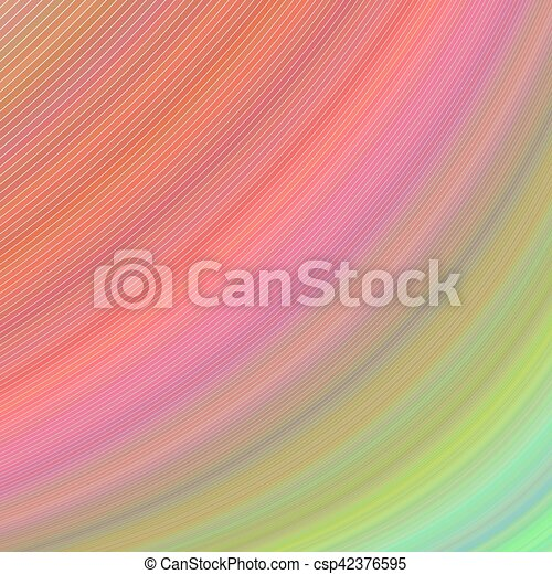 Colorful vector fractal background - csp42376595