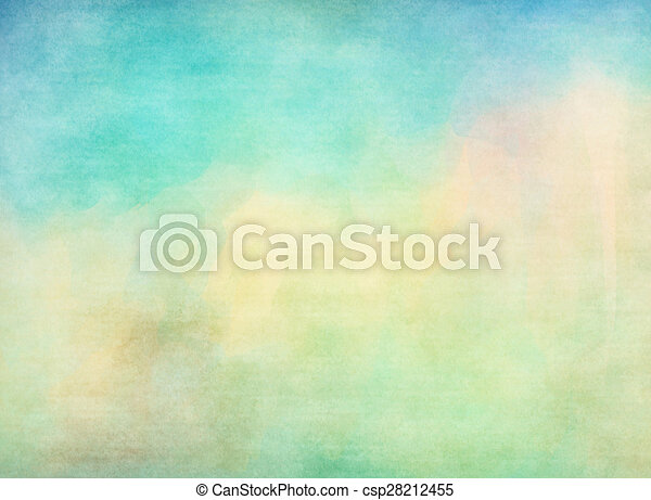 Colorful Watercolor. Grunge texture background. Soft background. - csp28212455