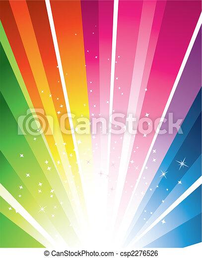 colorido, desenho - csp2276526