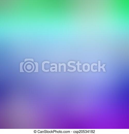 La textura de fondo suave y colorida - csp20534182