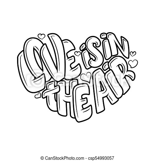 Quotes Coloring Book Valentines