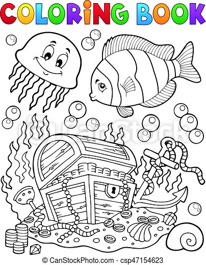 Swimming whale for anti stress Coloring — Stock Vector ... | 470x363