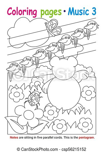 Coloring Pages Music Notes Home 9tpbleeec Worksheets Fantastic ... | 470x318