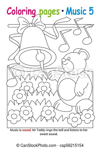 22 Musical-themed Colouring Pages for Kids – Canada Arts Connect ... | 470x318