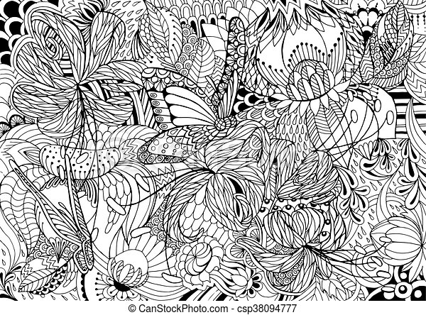 coloring pages - csp38094777