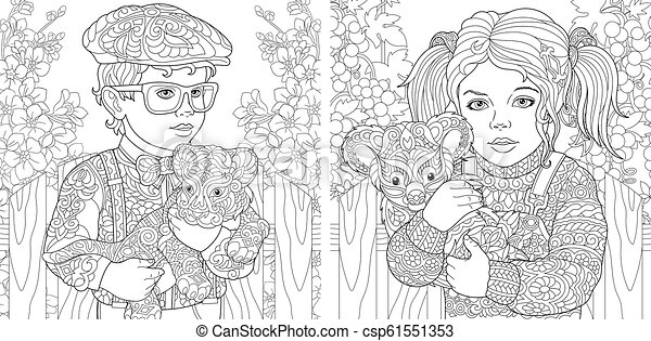 Cute Baby Tiger Coloring Pages - Get Coloring Pages | 241x450