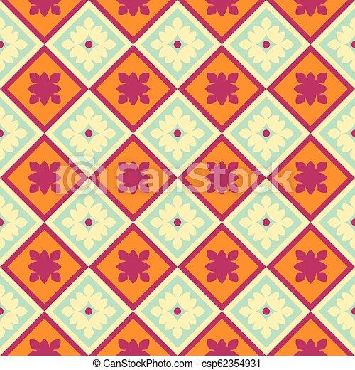 colorito, astratto, pattern., seamless, vettore, fondo - csp62354931