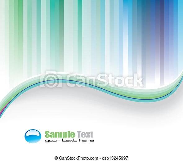 colorito, fondo, affari, delicato - csp13245997