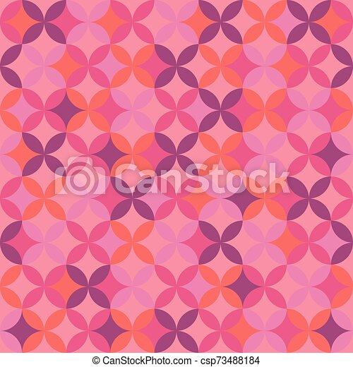 colorito, geometrico, seamless, modello, fondo., astratto, design. - csp73488184