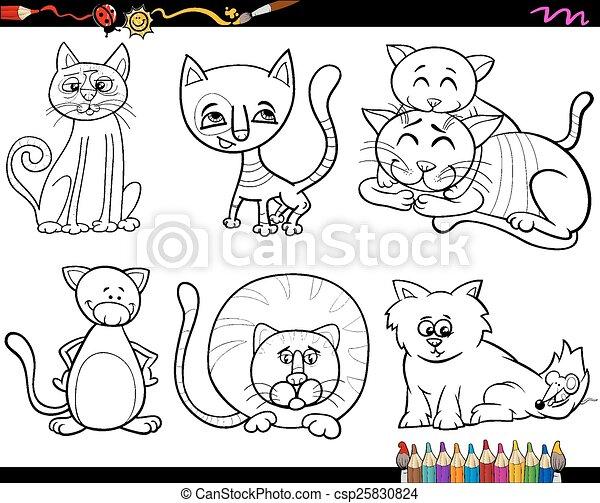 Coloritura pagina animali domestici persone divertente for Bloccare i piani domestici