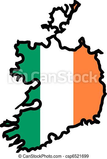 colors of Ireland - csp6521699