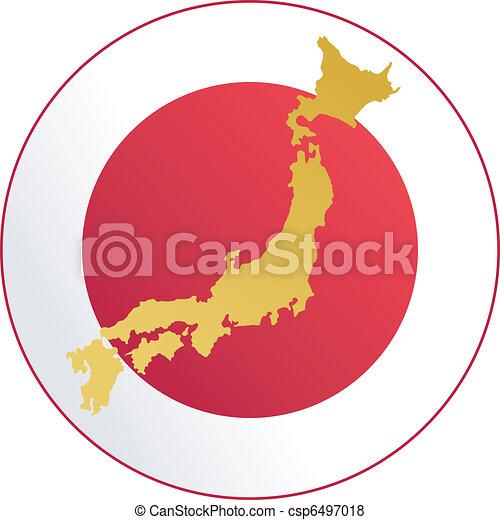colors of Japan - csp6497018
