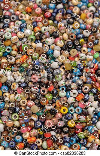 Colour Beads - csp82036283