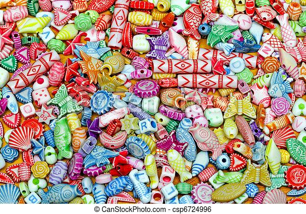 Colour beads - csp6724996