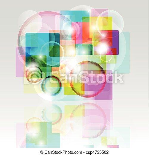 Colour explosion - csp4735502