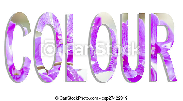 Colour - csp27422319