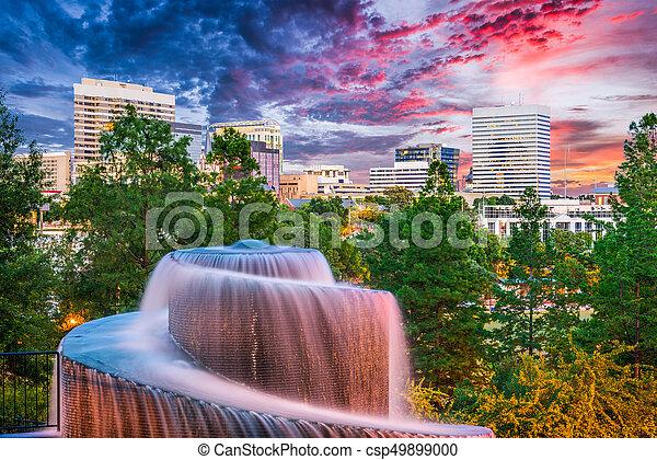 Columbia, South Carolina - csp49899000