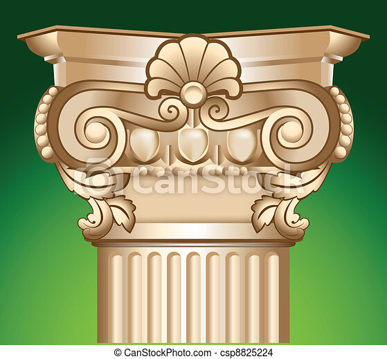 column top capital - csp8825224