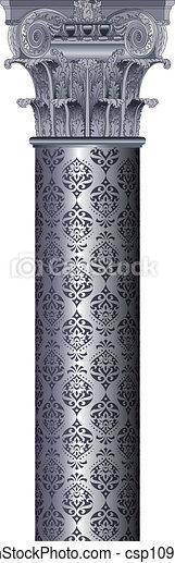 Una columna clásica - csp10910801