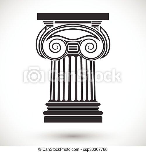 Columna iónica - csp30307768